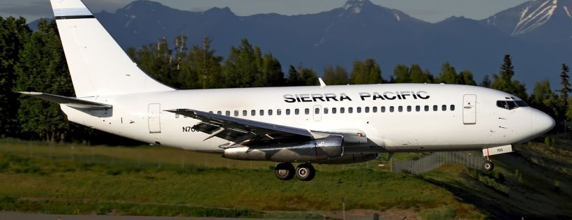 Sierra Pacific Airlines