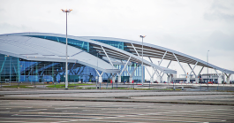 Platov International Airport