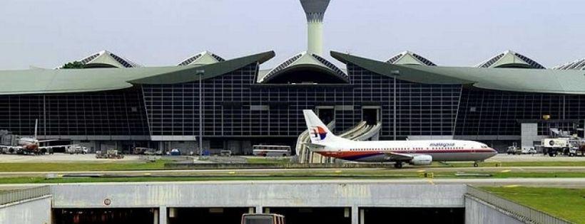 Схема аэропорта klia2