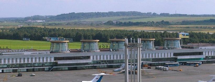 St Petersburg Pulkovo Airport