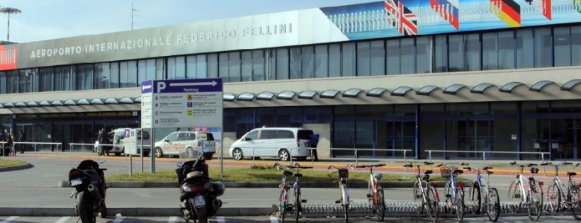 Rimini Federico Fellini International Airport