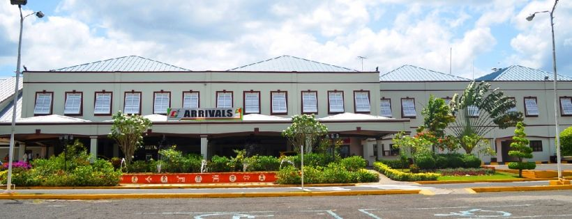 Georgetown Cheddi Jagan International Airport
