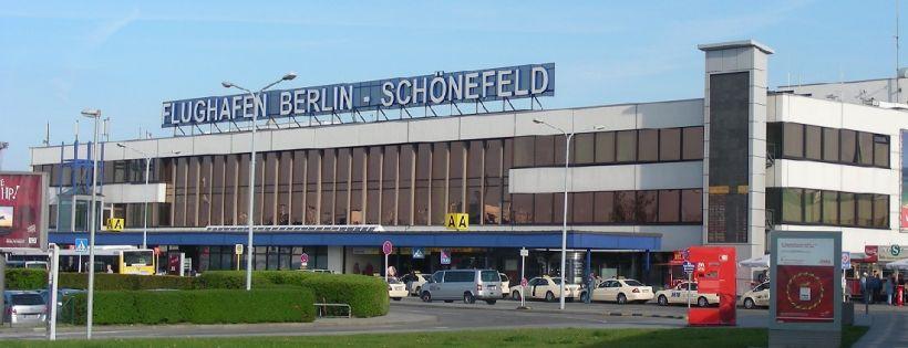 Berlin Schonefeld Airport