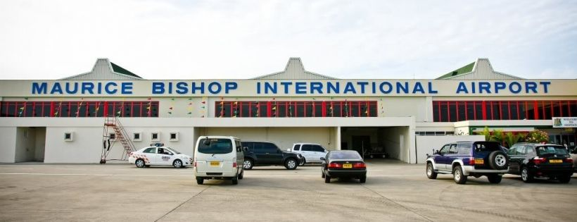 St Georges Point Salines International Airport
