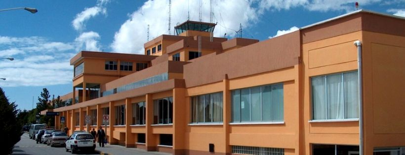 La Paz El Alto International Airport