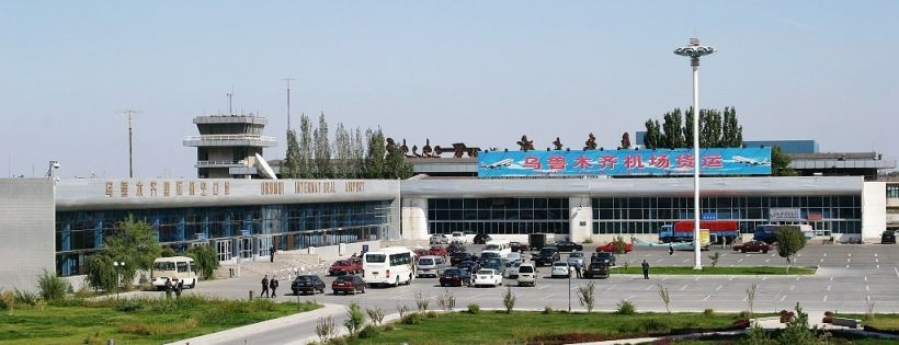 Urumqi Diwopu International Airport