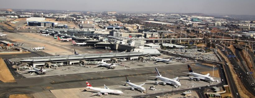 Johannesburg OR Tambo International Airport