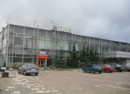 Moscow-Bykovo-Airport