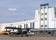 Kyzyl-Airport