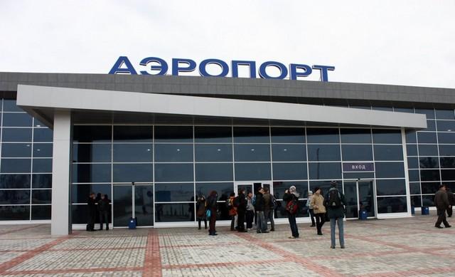 Astrakhan-Narimanovo-Airport