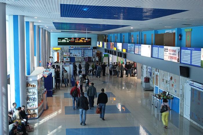 Barnaul-Airport