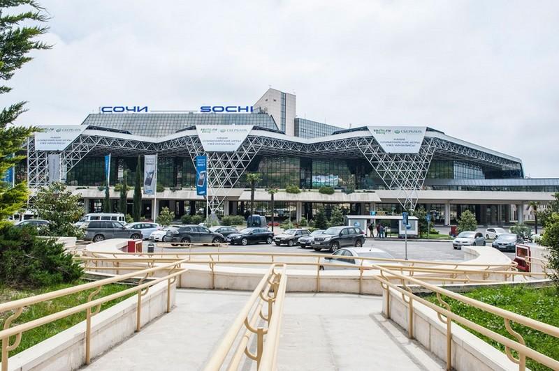 фото адлер аэропорт