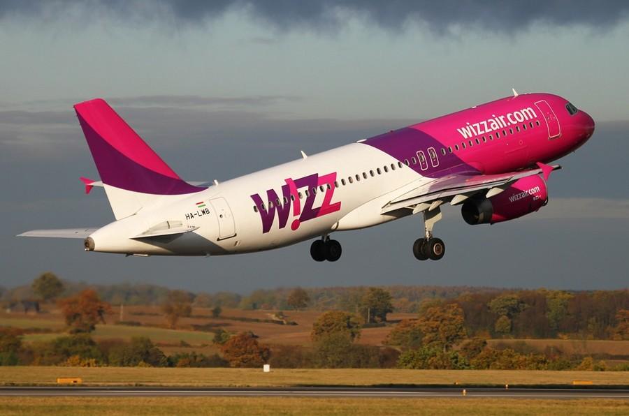 Авиакомпания Визз Эйр Украина (Wizz Air Ukraine) - авиабилеты