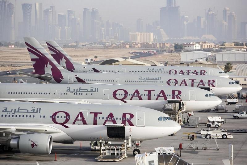 Картинки по запросу фото Катарские авиалинии