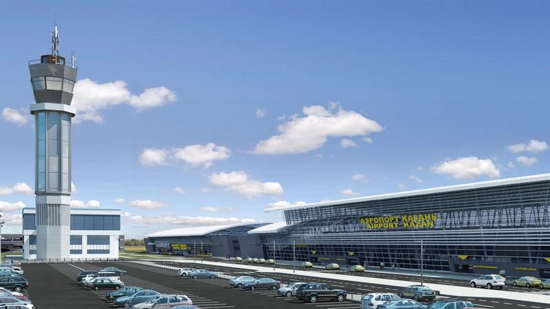 Kazan-Airport · Kazan-Airport