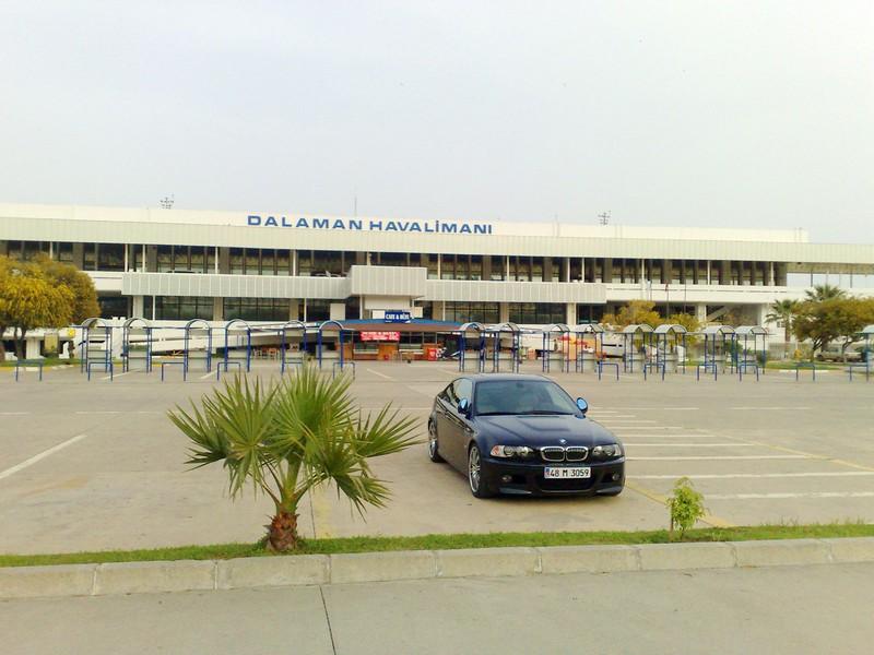 Dalaman-Airport
