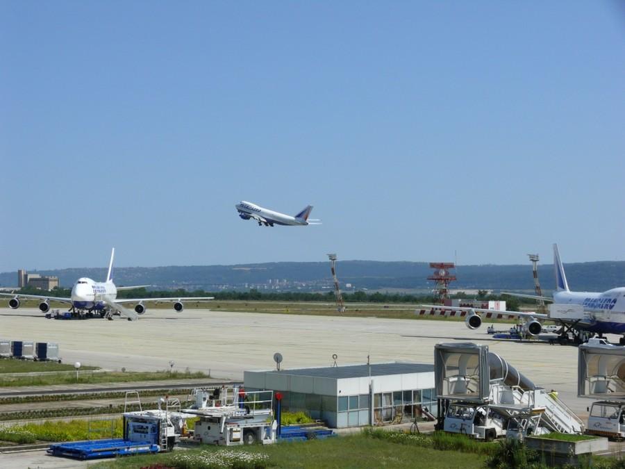 Varna-airport · Varna-airport