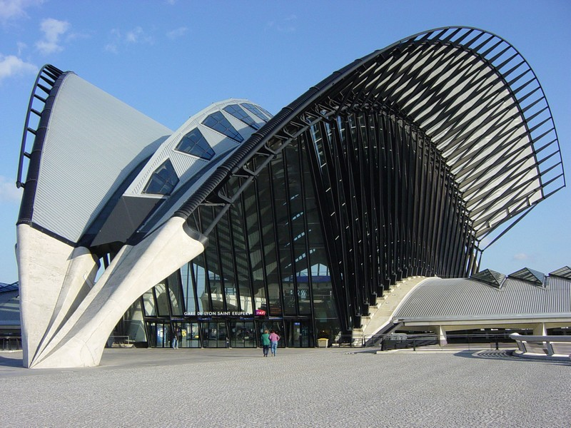 Lyon-Saint-Exupery-Airport