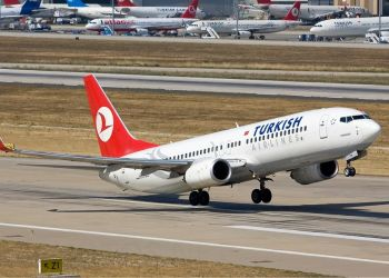 Turkish Airlines стала обладателем премии Business Traveller Russia