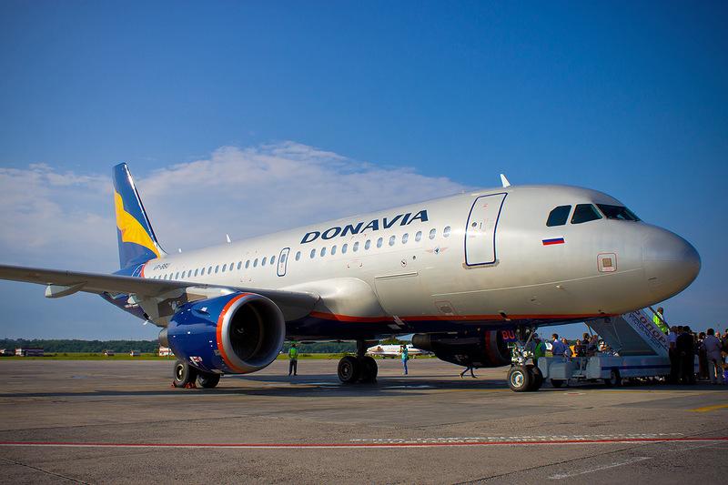 ВРостове авиакомпанию «Донавиа» признали банкротом