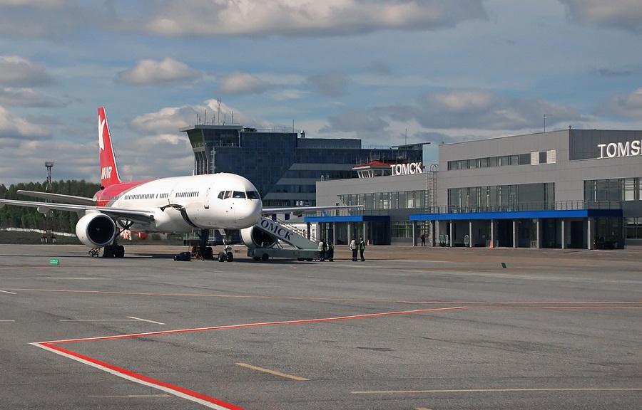 Аэропорт томск официальный сайт расписание рейсов