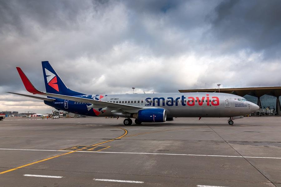 f5e10cc696c23 Smartavia откроет воздушное сообщение между Москвой, Иркутском и ...